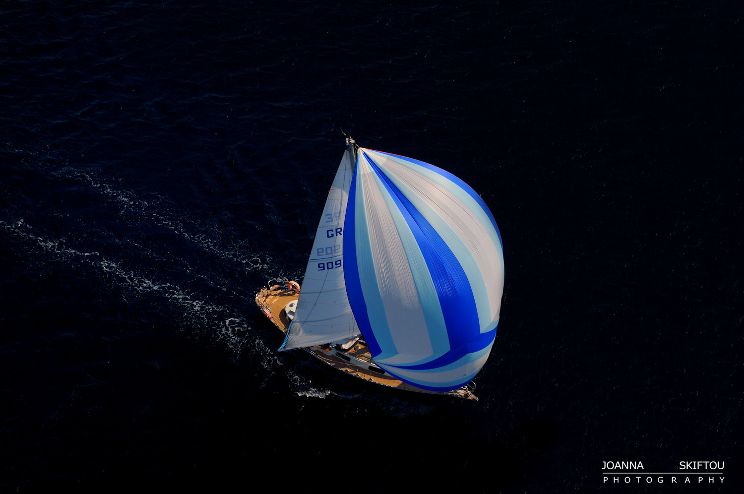 Aerial photography by Joanna Skiftou