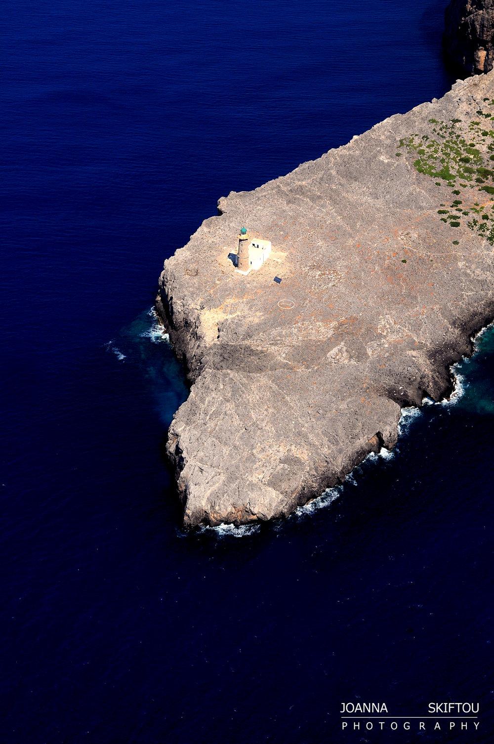 Aerial photography by Joanna Skiftou, Antikithira, Greece