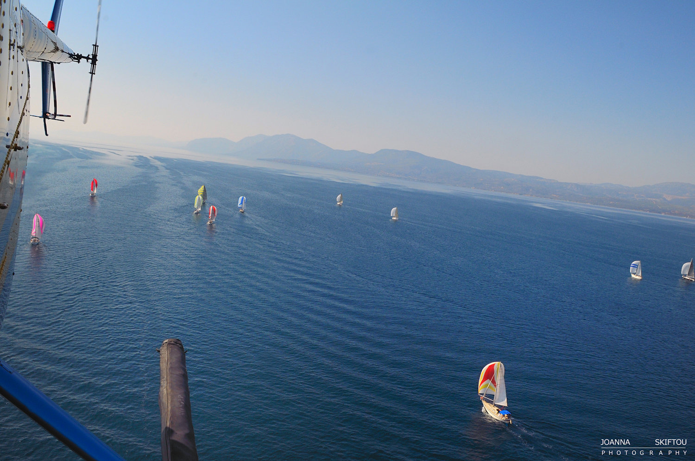 Aerial photography by Joanna Skiftou, Chalkida, Evia, Greece