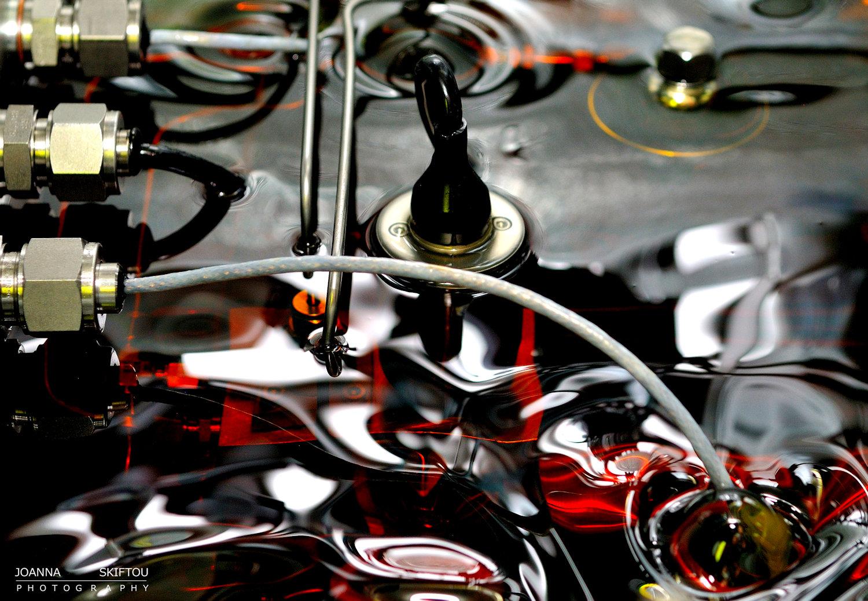 Βιομηχανική φωτογραφία απο την φωτογράφο Ιωάννα Σκυφτού