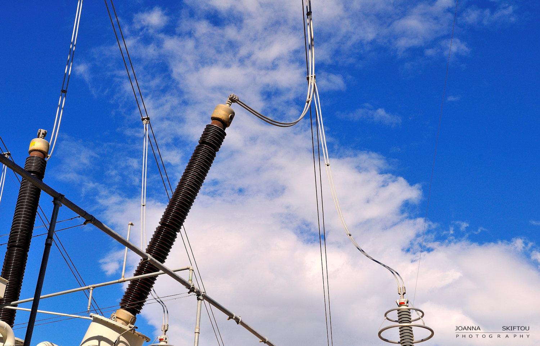 Βιομηχανική φωτογραφία, παραγωγή ηλεκτρικού ρεύματος απο την φωτογράφο Ιωάννα Σκυφτού